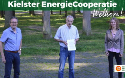 Kielster EnergieCooperatie opgericht